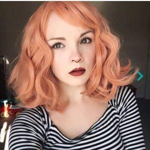 Peach Tea Lush wig